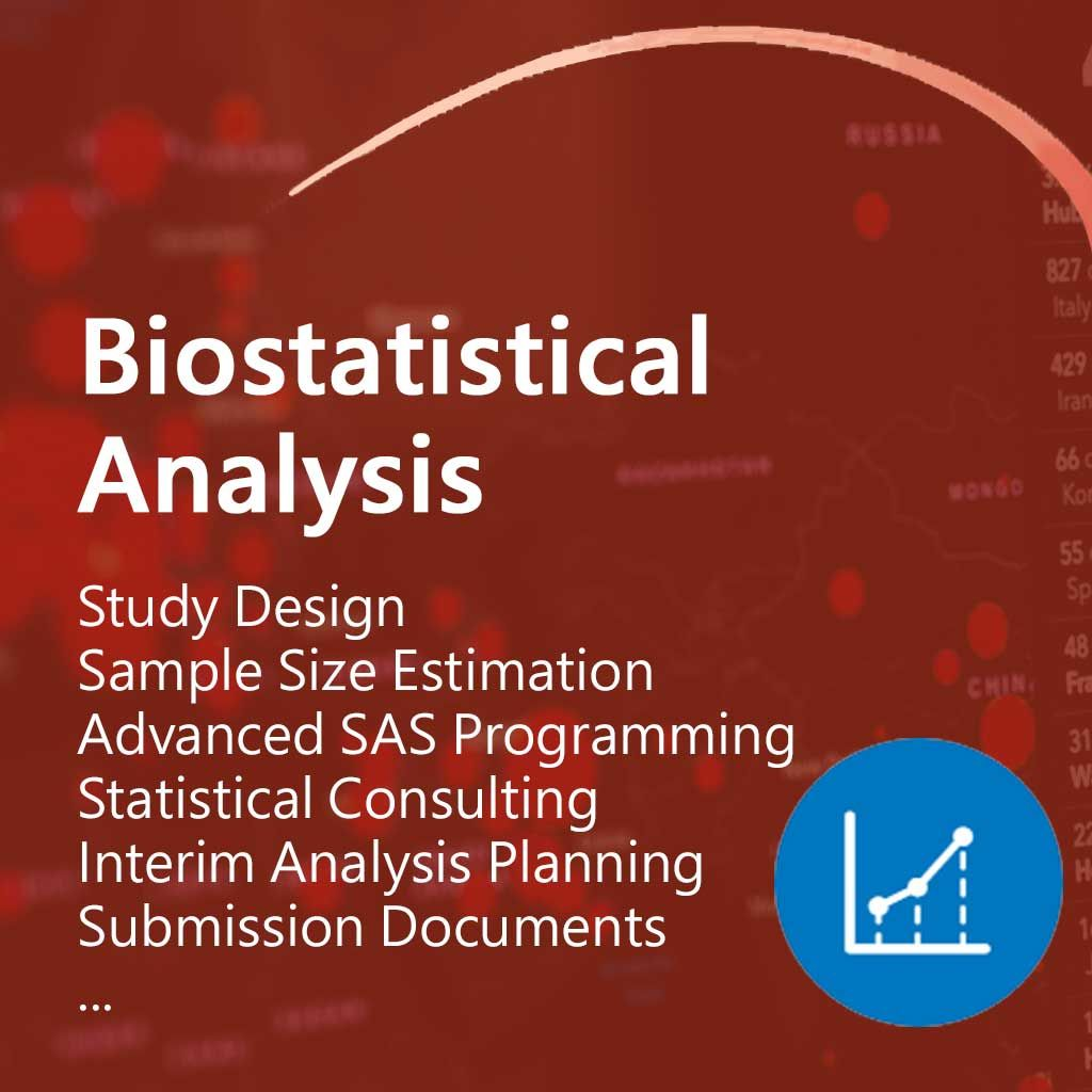 Biostatistics Analysis Provider Services