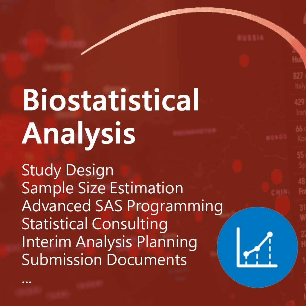 Biostatistics Analysis Provider Services