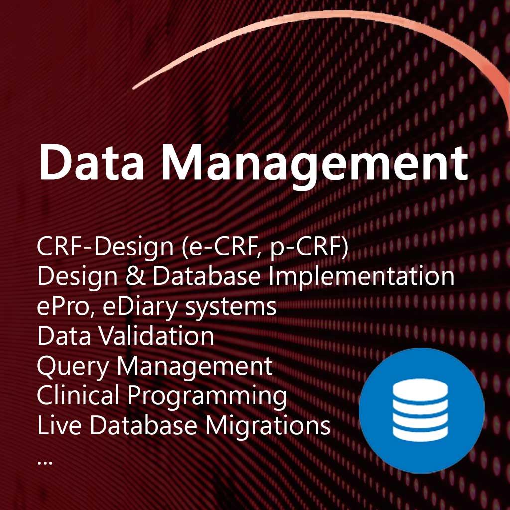 Data Management Services Provider