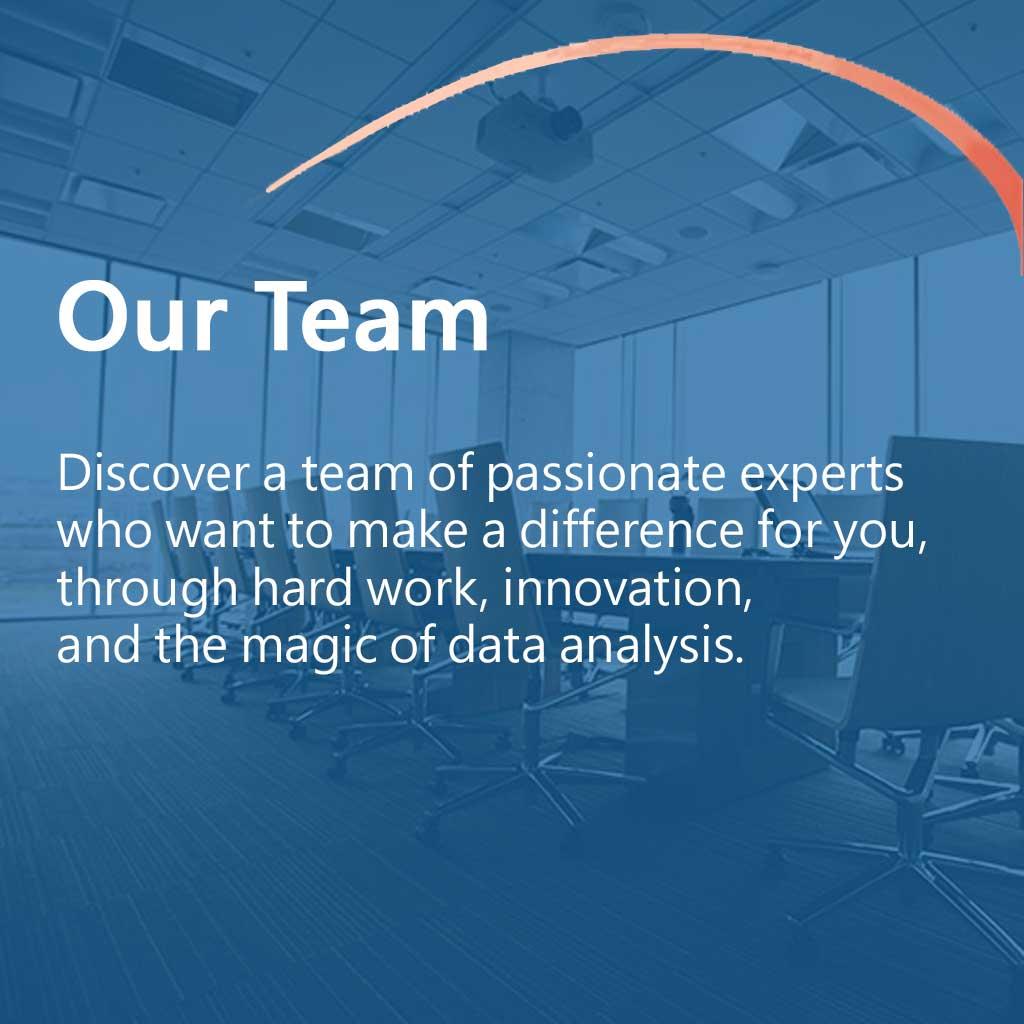 Our Team Datametrix